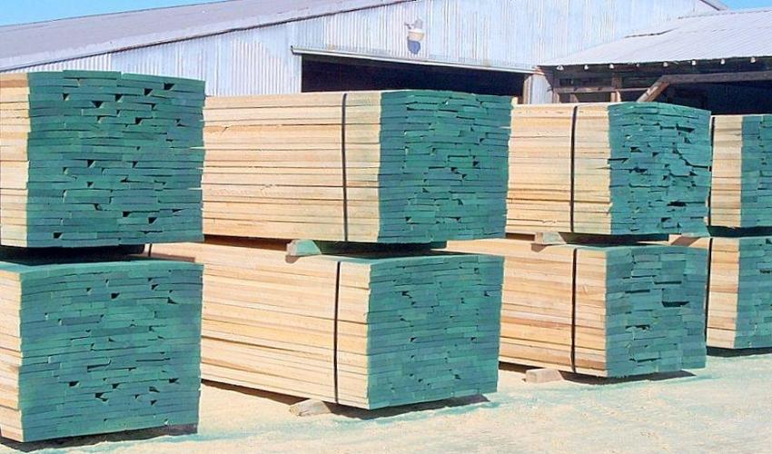 Legno di Latifoglie , Hardwood - Parlato Woodproducts